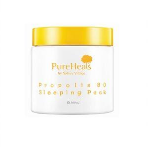 NEW PureHeals Propolis 80 Sleeping Mask